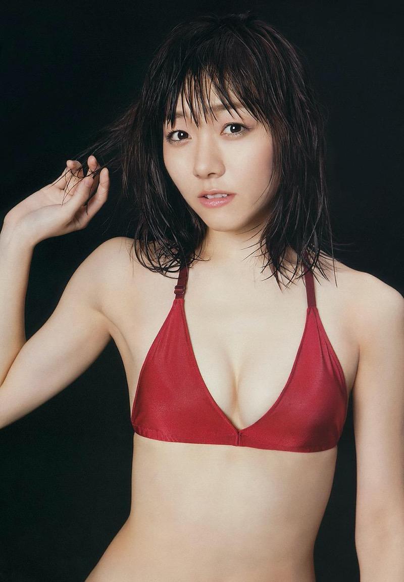 【須田亜香里グラビア画像】令和になって1年振りのグラビア撮影が嬉しかったらしい28歳現役アイドルw 31