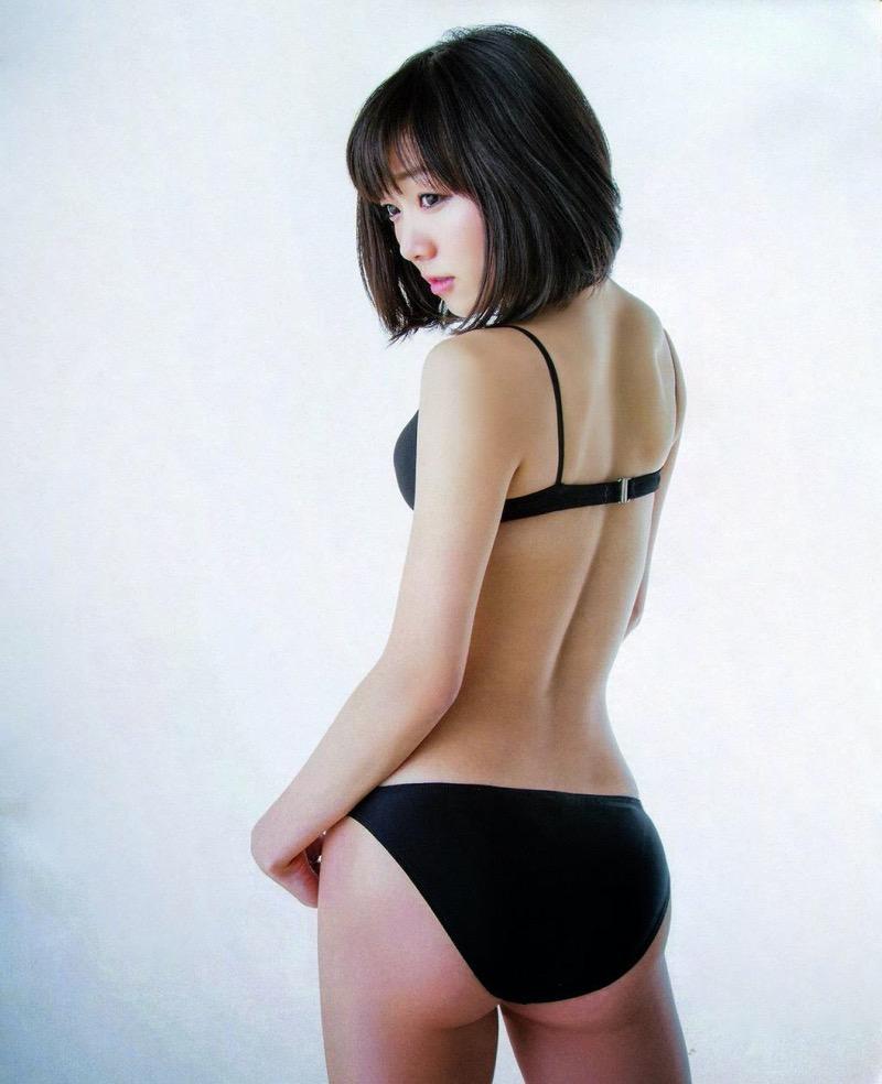 【須田亜香里グラビア画像】令和になって1年振りのグラビア撮影が嬉しかったらしい28歳現役アイドルw 47
