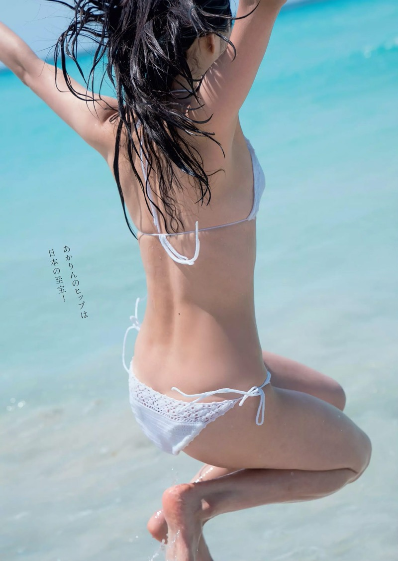 【須田亜香里グラビア画像】令和になって1年振りのグラビア撮影が嬉しかったらしい28歳現役アイドルw 53