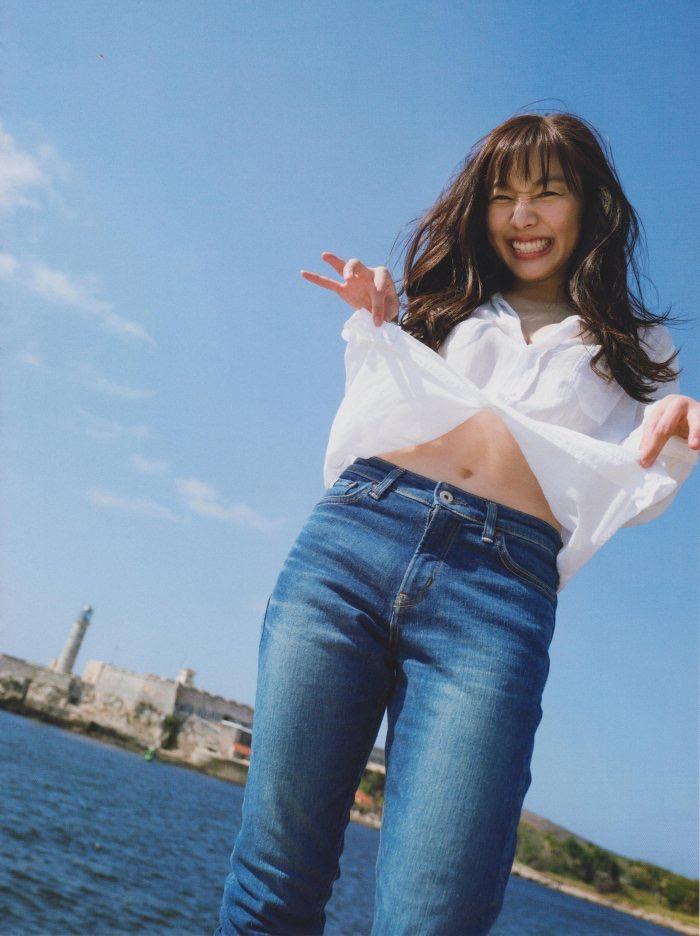 【須田亜香里グラビア画像】令和になって1年振りのグラビア撮影が嬉しかったらしい28歳現役アイドルw 60