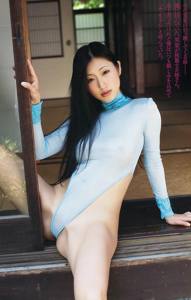 【壇蜜グラビア画像】先月結婚した漫画家の旦那の前でこんなエロい裸体をくねらせてセックスしてるのかなぁ〜w 41