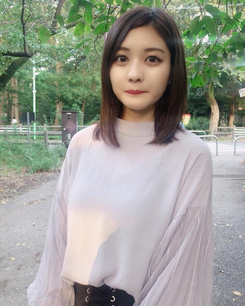 【林ゆめグラビア画像】2019年「世界で最も美しい顔100人」にノミネートされたグラビアアイドル 21