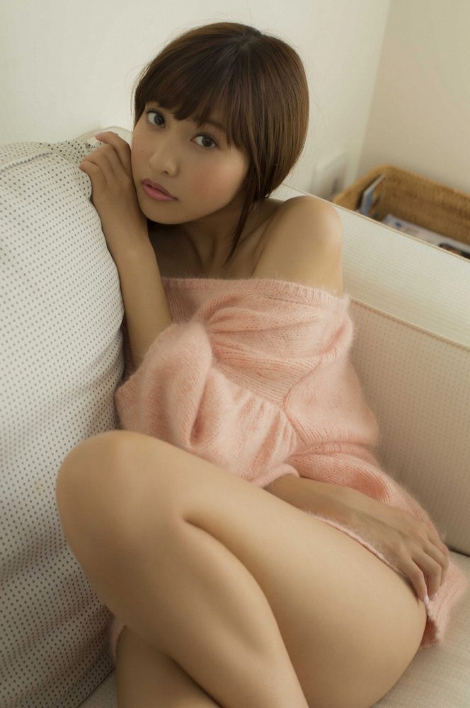 【佐野ひなこグラビア画像】ツインテールが似合って可愛い美少女モデルの綺麗でエロいFカップボディ 75