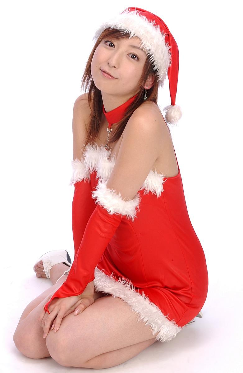 【サンタガール画像】クリスマスにセックスをプレゼントしてくれそうなエロギャルを集めてみたwwww 28