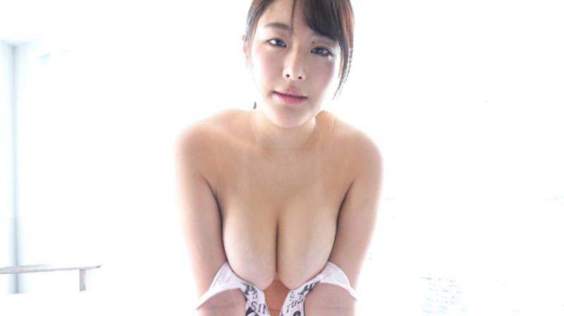 【秋山かほグラビア画像】別名で乳首まで見せる過激な着エロをやっていたらしい爆乳グラドルがこちら 99