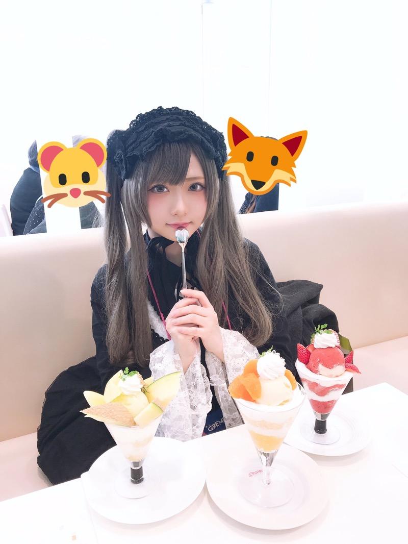 【すみれおじさんエロ画像】美少女キャラクターの再現度に自信と誇りを持っている激かわコスプレイヤー 23