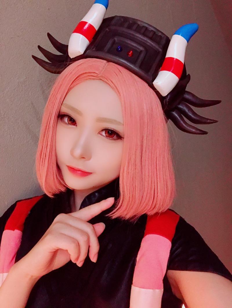 【すみれおじさんエロ画像】美少女キャラクターの再現度に自信と誇りを持っている激かわコスプレイヤー 33