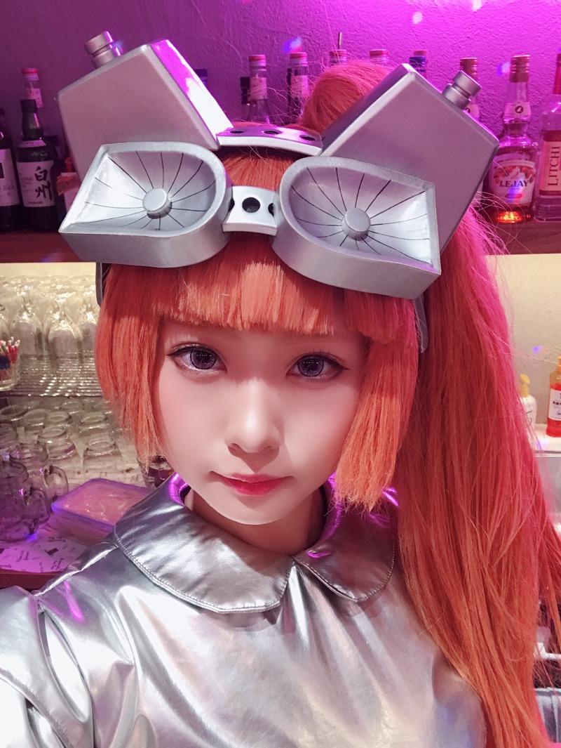 【すみれおじさんエロ画像】美少女キャラクターの再現度に自信と誇りを持っている激かわコスプレイヤー 39