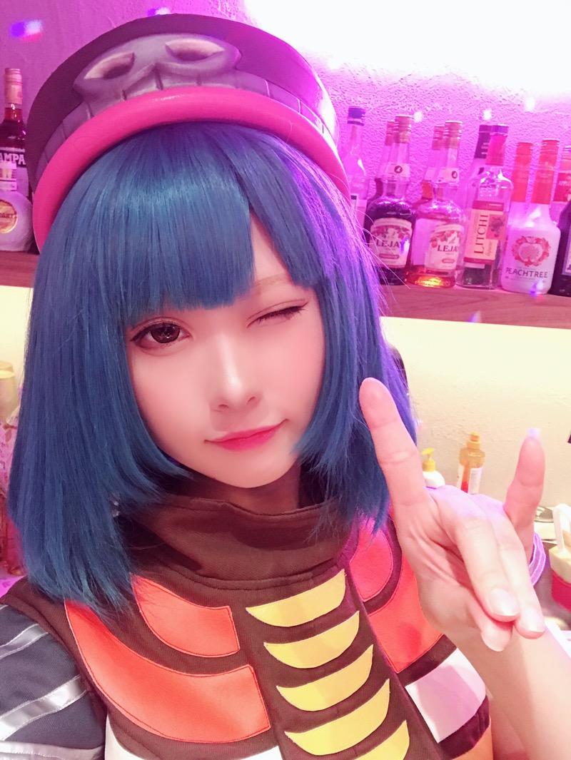 【すみれおじさんエロ画像】美少女キャラクターの再現度に自信と誇りを持っている激かわコスプレイヤー 40
