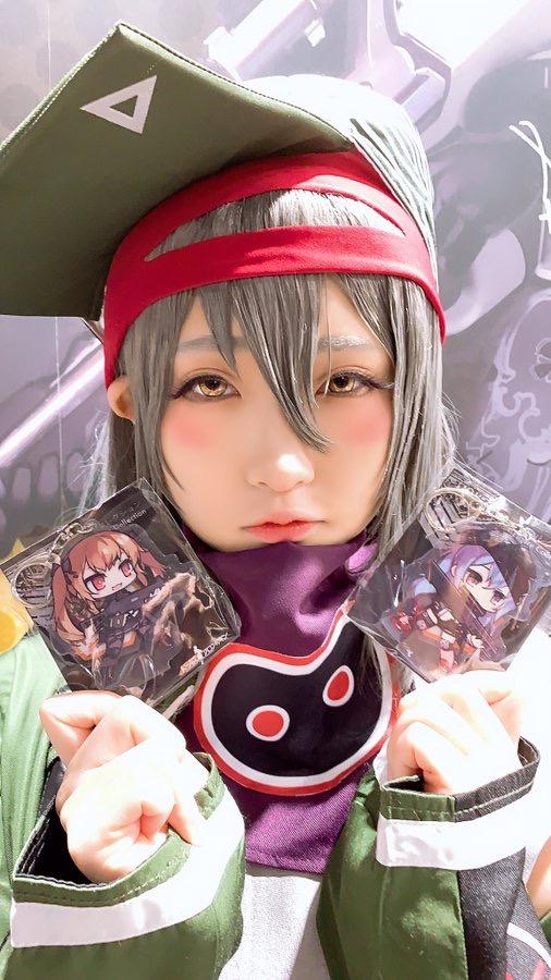 【すみれおじさんエロ画像】美少女キャラクターの再現度に自信と誇りを持っている激かわコスプレイヤー 73