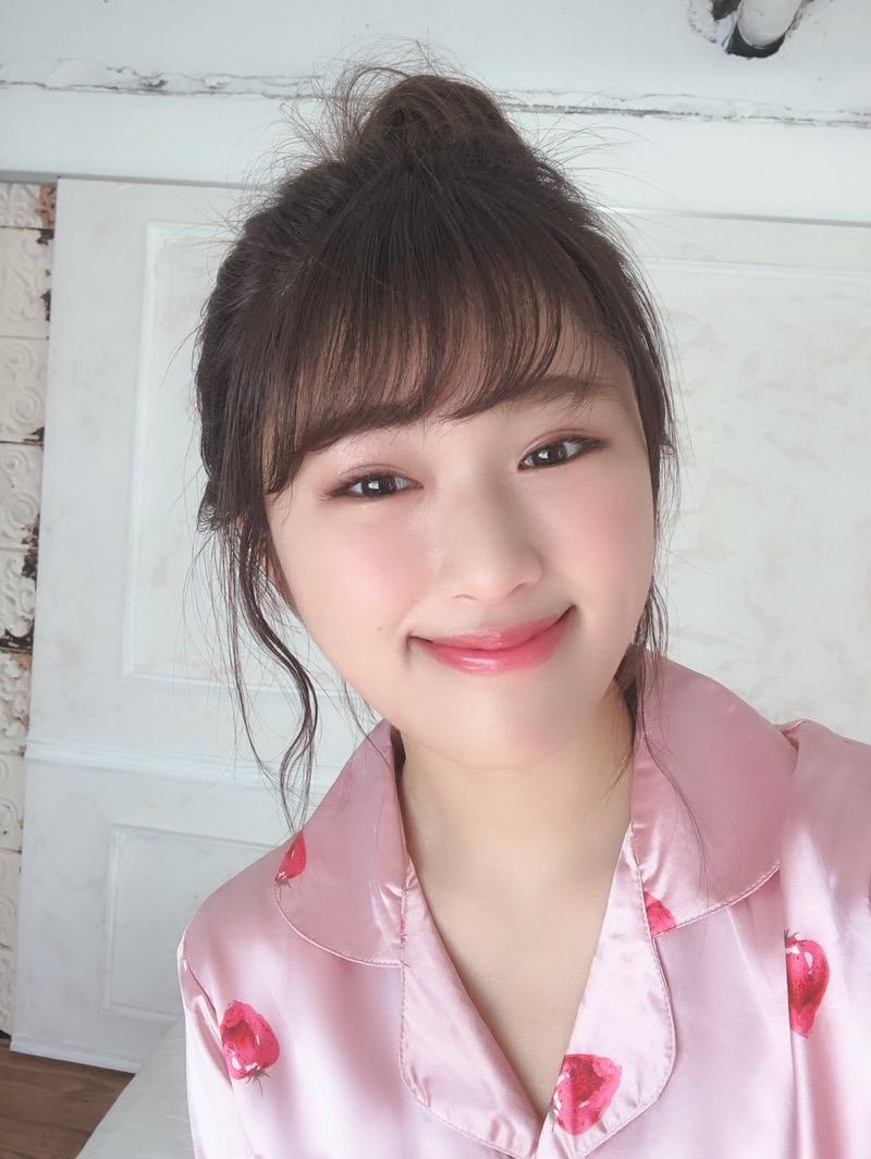 【渋谷凪咲グラビア画像】満面の笑顔がとっても可愛らしいNMB48アイドルのちょっとエッチな水着写真 55