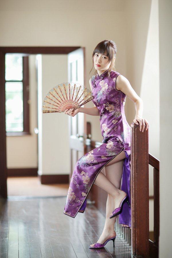 【生田衣梨奈グラビア画像】ビキニ水着からチャイナドレスまで着こなすセクシー可愛いモー娘アイドル 04