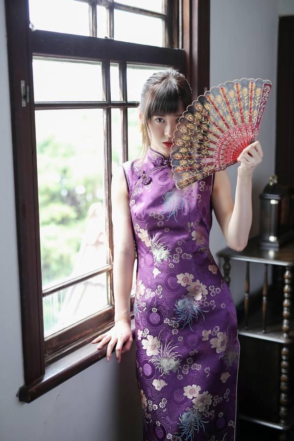 【生田衣梨奈グラビア画像】ビキニ水着からチャイナドレスまで着こなすセクシー可愛いモー娘アイドル 05