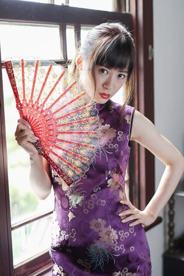 【生田衣梨奈グラビア画像】ビキニ水着からチャイナドレスまで着こなすセクシー可愛いモー娘アイドル 06