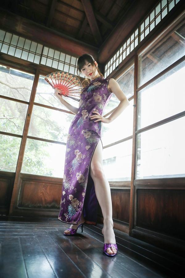 【生田衣梨奈グラビア画像】ビキニ水着からチャイナドレスまで着こなすセクシー可愛いモー娘アイドル 08