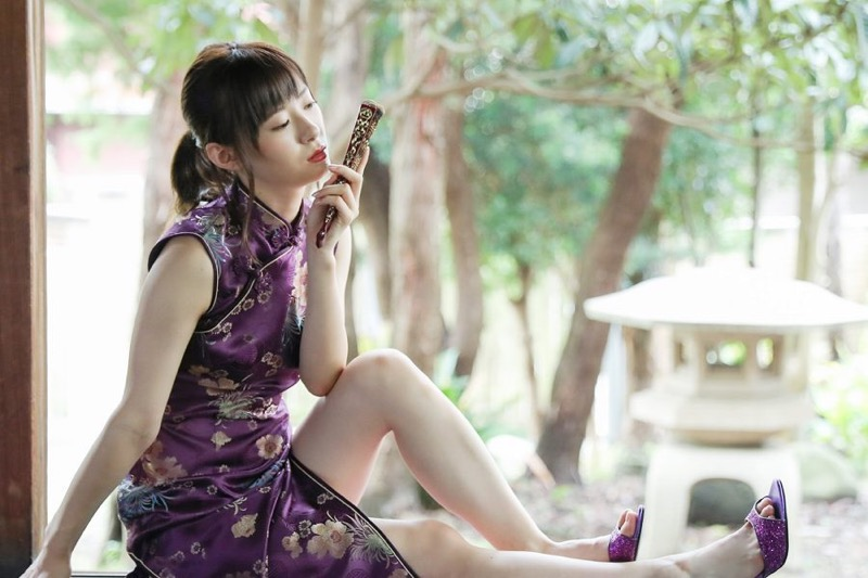 【生田衣梨奈グラビア画像】ビキニ水着からチャイナドレスまで着こなすセクシー可愛いモー娘アイドル 13