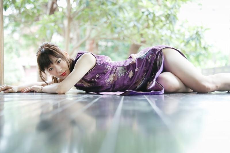 【生田衣梨奈グラビア画像】ビキニ水着からチャイナドレスまで着こなすセクシー可愛いモー娘アイドル 14