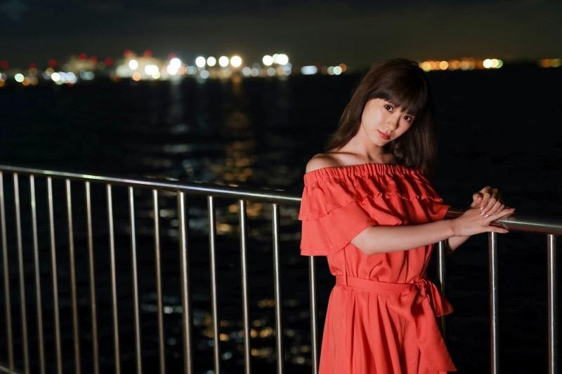 【生田衣梨奈グラビア画像】ビキニ水着からチャイナドレスまで着こなすセクシー可愛いモー娘アイドル 17
