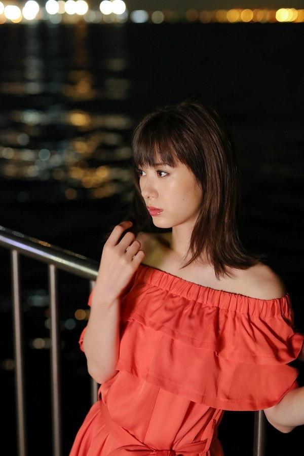 【生田衣梨奈グラビア画像】ビキニ水着からチャイナドレスまで着こなすセクシー可愛いモー娘アイドル 18