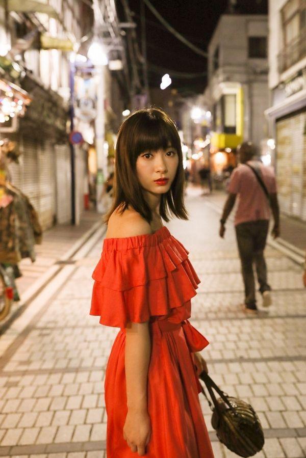 【生田衣梨奈グラビア画像】ビキニ水着からチャイナドレスまで着こなすセクシー可愛いモー娘アイドル 30
