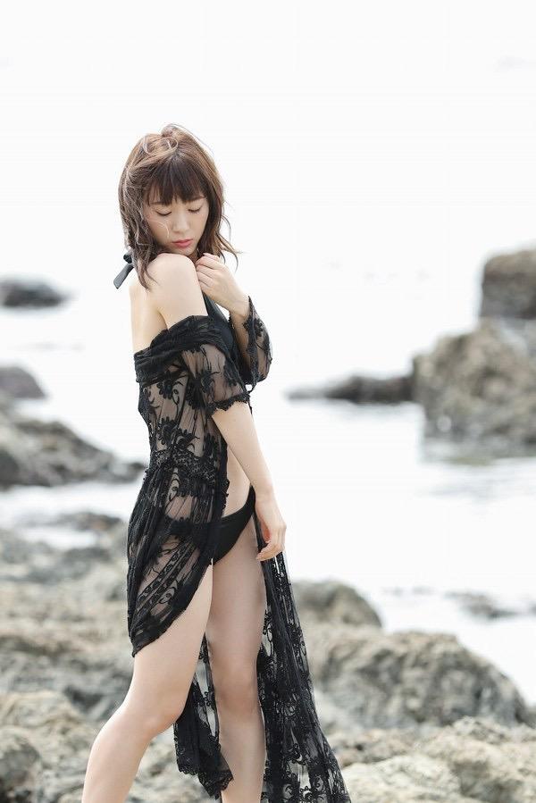 【生田衣梨奈グラビア画像】ビキニ水着からチャイナドレスまで着こなすセクシー可愛いモー娘アイドル 33