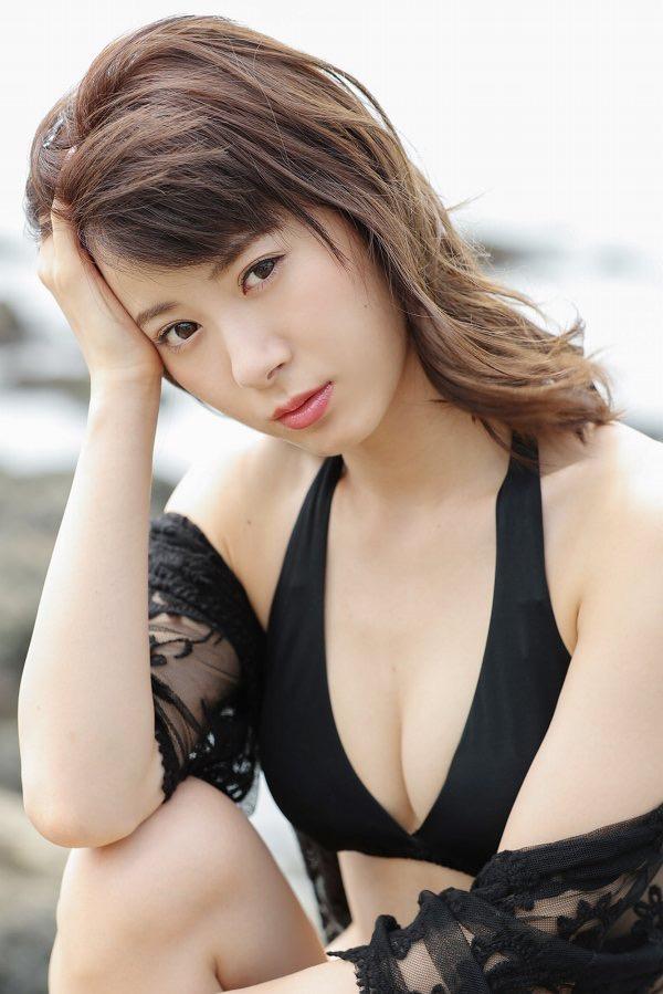 【生田衣梨奈グラビア画像】ビキニ水着からチャイナドレスまで着こなすセクシー可愛いモー娘アイドル 37