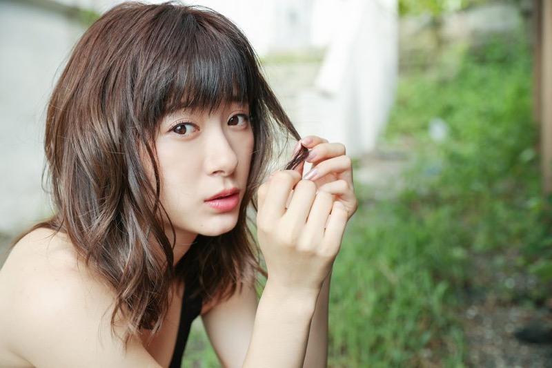 【生田衣梨奈グラビア画像】ビキニ水着からチャイナドレスまで着こなすセクシー可愛いモー娘アイドル 41