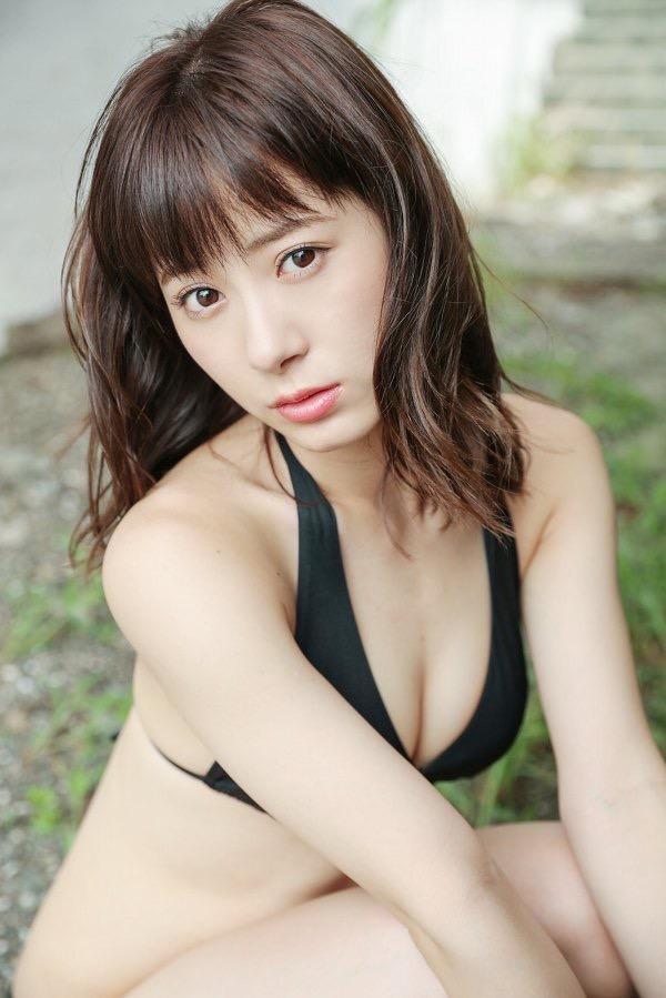 【生田衣梨奈グラビア画像】ビキニ水着からチャイナドレスまで着こなすセクシー可愛いモー娘アイドル 42