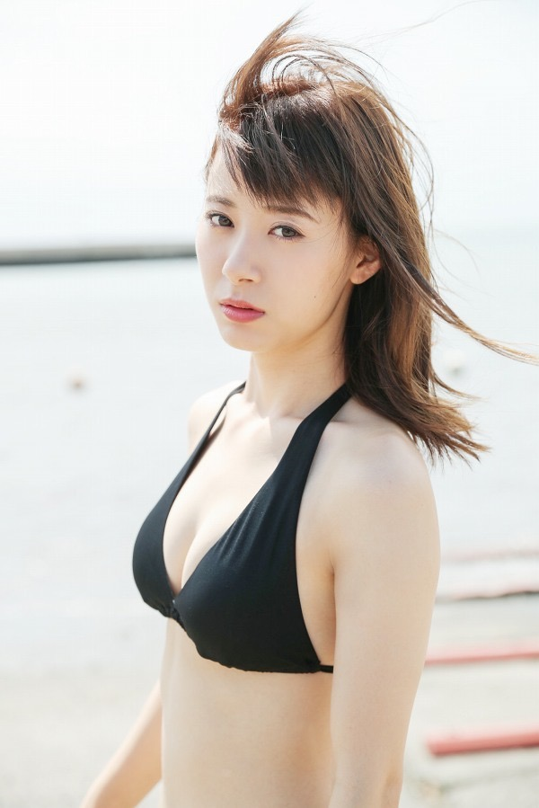 【生田衣梨奈グラビア画像】ビキニ水着からチャイナドレスまで着こなすセクシー可愛いモー娘アイドル 44