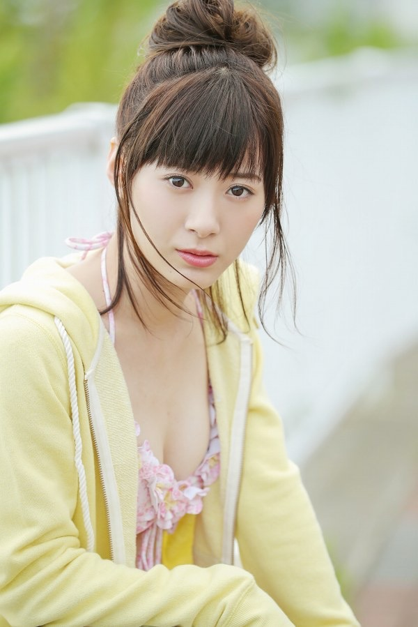 【生田衣梨奈グラビア画像】ビキニ水着からチャイナドレスまで着こなすセクシー可愛いモー娘アイドル 52