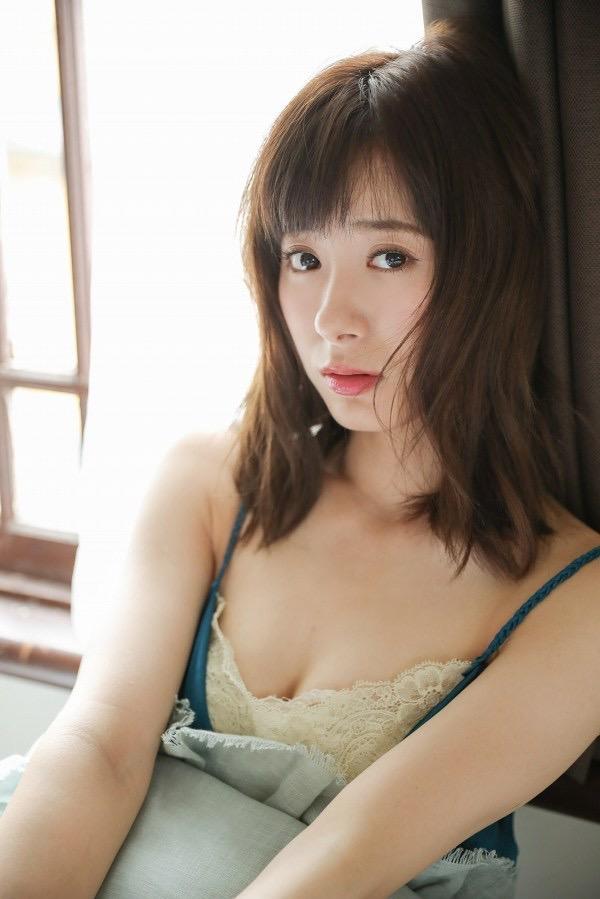 【生田衣梨奈グラビア画像】ビキニ水着からチャイナドレスまで着こなすセクシー可愛いモー娘アイドル 73