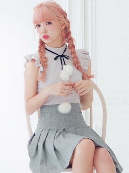 【藤田ニコルキャプ画像】可愛らしいファッションモデルにこるんのちょっとエッチなテレビ出演シーンw 76