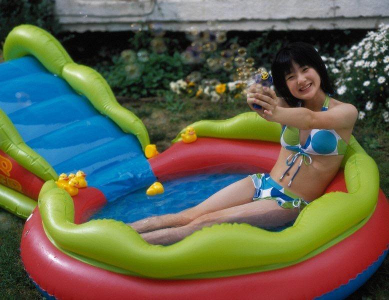 【嗣永桃子グラビア画像】ぶりっ子キャラでもアイドルとしてのプロ根性は人一倍凄みがあった童顔美少女 28