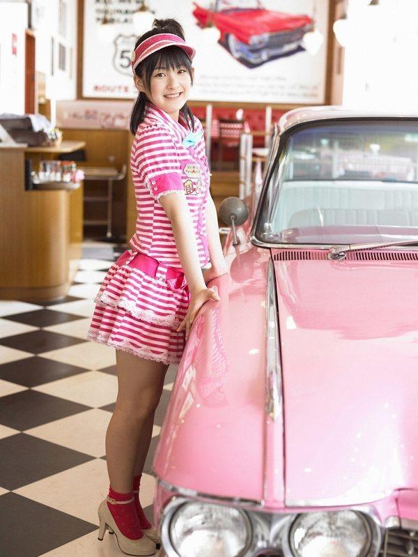 【嗣永桃子グラビア画像】ぶりっ子キャラでもアイドルとしてのプロ根性は人一倍凄みがあった童顔美少女 42