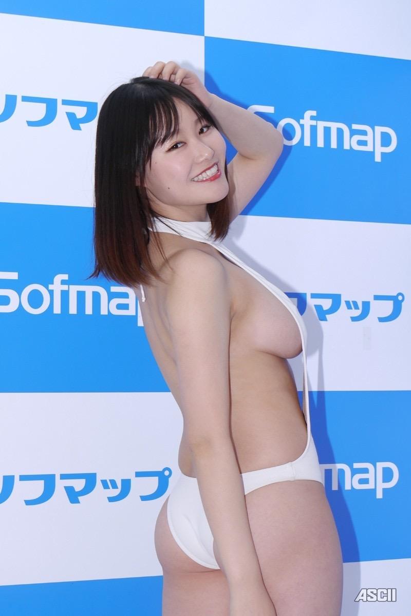 【東坂みゆエロ画像】Hカップの色白爆乳でパイズリをして欲しくなるエッチなSNS自撮りが最高過ぎたw 59