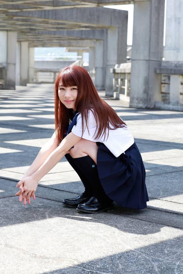 【石田亜佑美グラビア画像】爽やかな笑顔とエッチなクビレボディが魅力的なアイドルのビキニ姿がエロ過ぎた 13