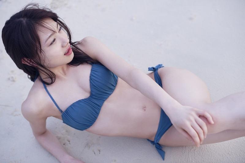 【石田亜佑美グラビア画像】爽やかな笑顔とエッチなクビレボディが魅力的なアイドルのビキニ姿がエロ過ぎた 89