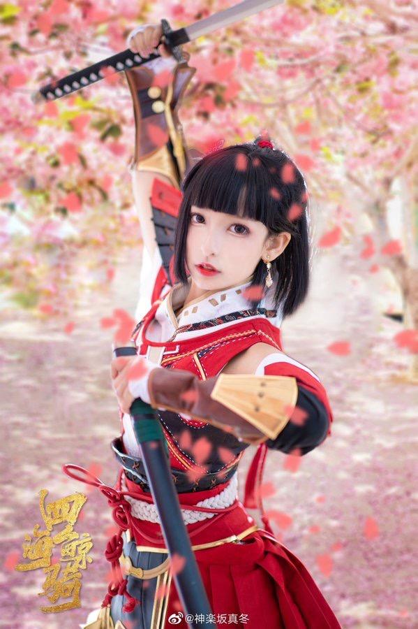 【神楽坂真冬コスプレ画像】中国からやって来た可愛くて綺麗で抜けるエロさを魅せてくれるコスプレイヤー 86