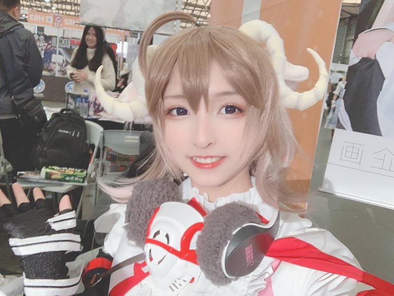 【神楽坂真冬コスプレ画像】中国からやって来た可愛くて綺麗で抜けるエロさを魅せてくれるコスプレイヤー 92