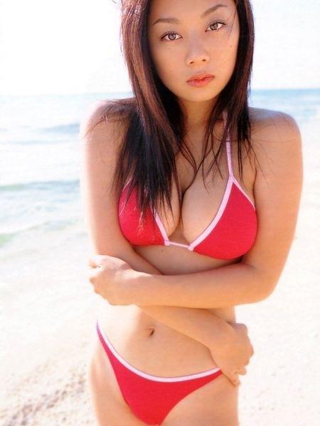 【小池栄子お宝画像】かつて人気を博したFカップ巨乳美人グラビアアイドルが復活を諦めたらしいw 05