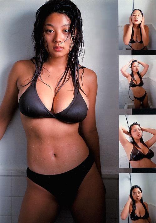 【小池栄子お宝画像】かつて人気を博したFカップ巨乳美人グラビアアイドルが復活を諦めたらしいw 09