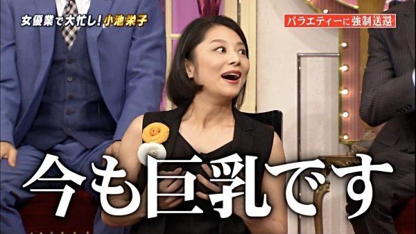 【小池栄子お宝画像】かつて人気を博したFカップ巨乳美人グラビアアイドルが復活を諦めたらしいw 57
