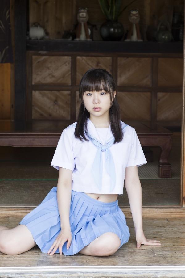 【籠谷さくらキャプ画像】美少女コンテスト出身の童顔美少女が秘境探検からの温泉入浴とか芸人扱いだなw 15