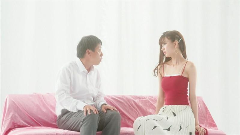 【岡崎紗絵キャプ画像】ファッションモデルから女優になった美女のセクシーなテレビ出演シーン 10