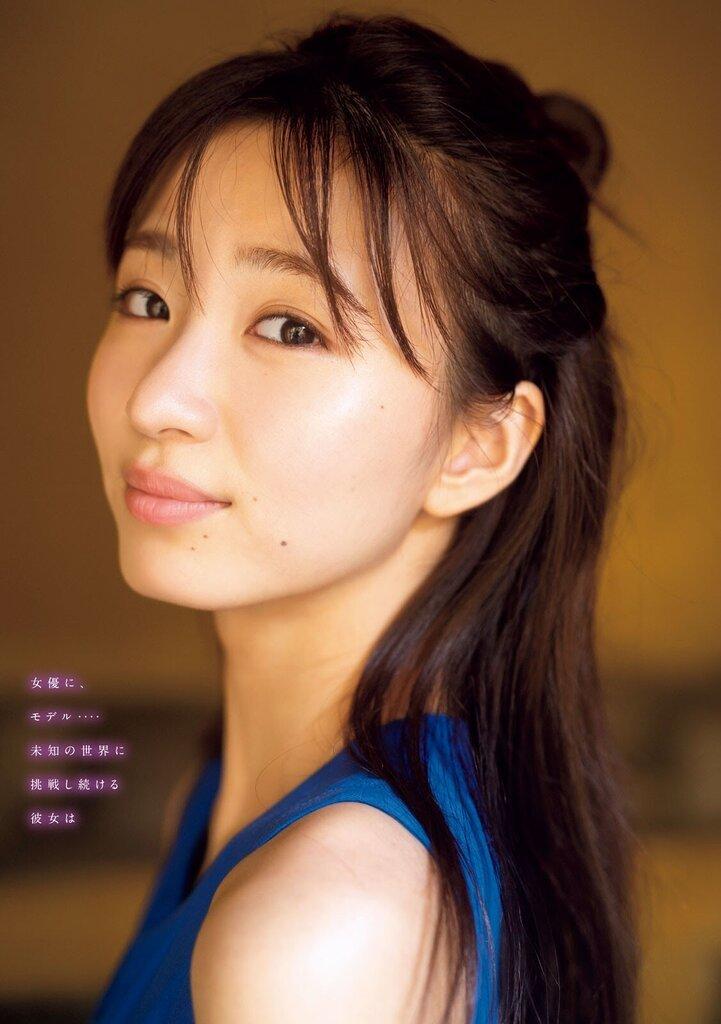 【岡崎紗絵キャプ画像】ファッションモデルから女優になった美女のセクシーなテレビ出演シーン 27