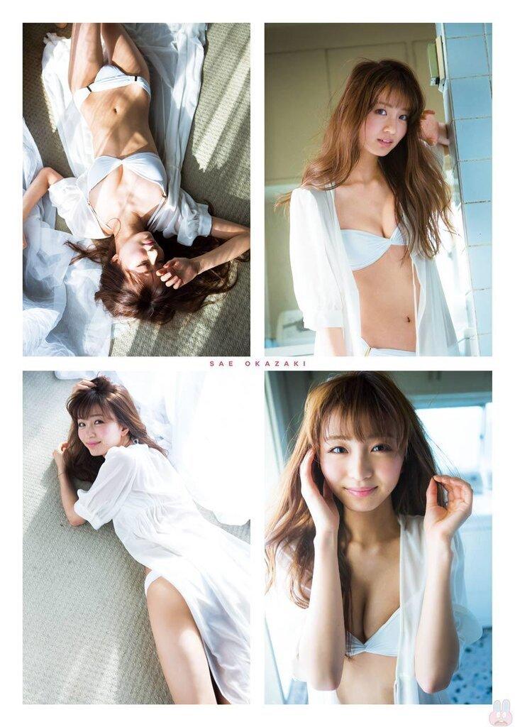【岡崎紗絵キャプ画像】ファッションモデルから女優になった美女のセクシーなテレビ出演シーン 35