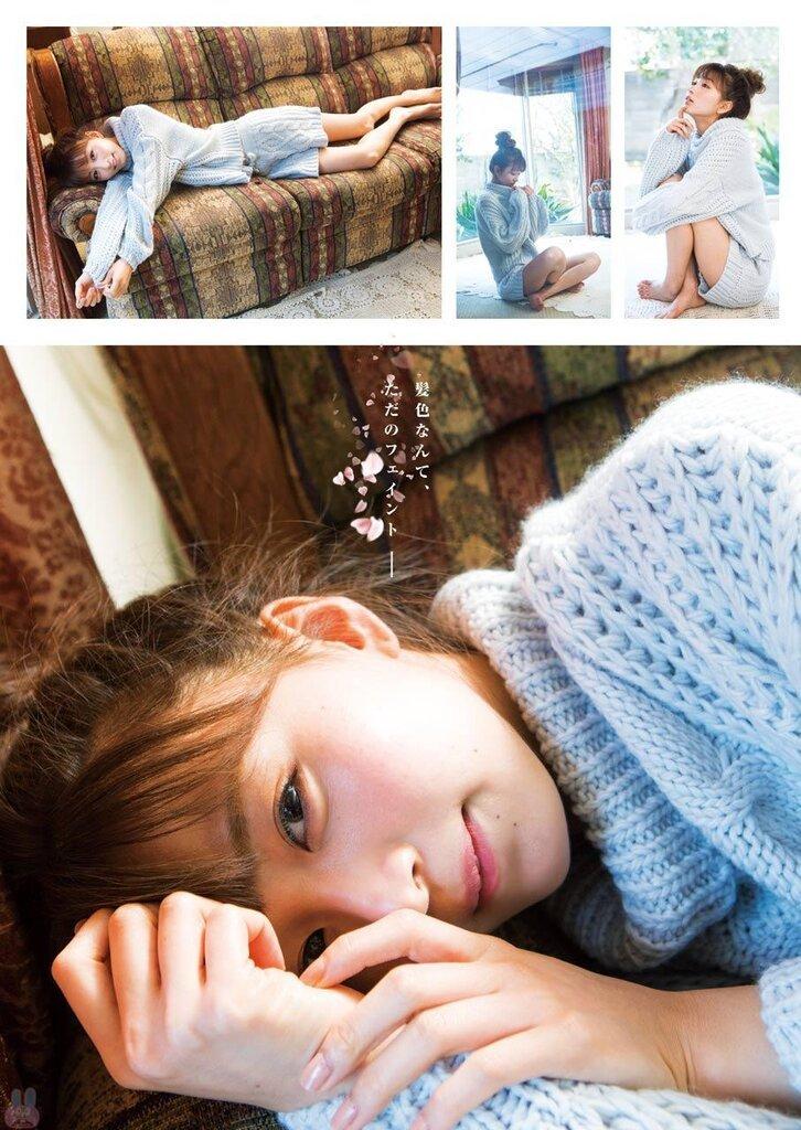 【岡崎紗絵キャプ画像】ファッションモデルから女優になった美女のセクシーなテレビ出演シーン 36