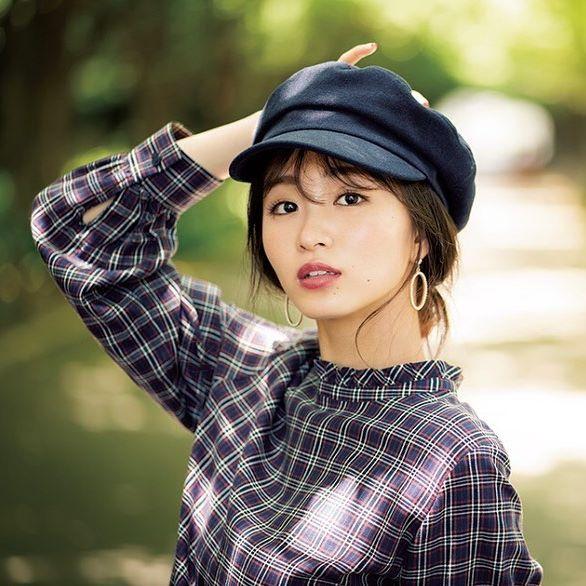 【岡崎紗絵キャプ画像】ファッションモデルから女優になった美女のセクシーなテレビ出演シーン 48
