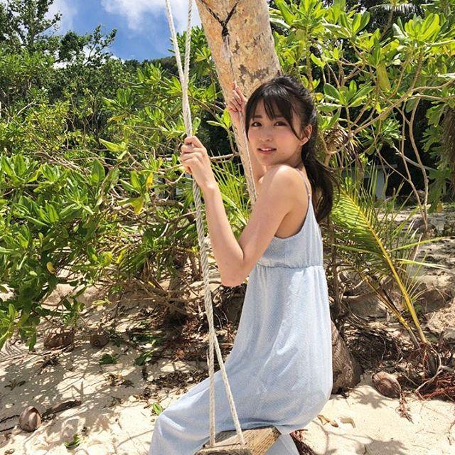 【岡崎紗絵キャプ画像】ファッションモデルから女優になった美女のセクシーなテレビ出演シーン 54