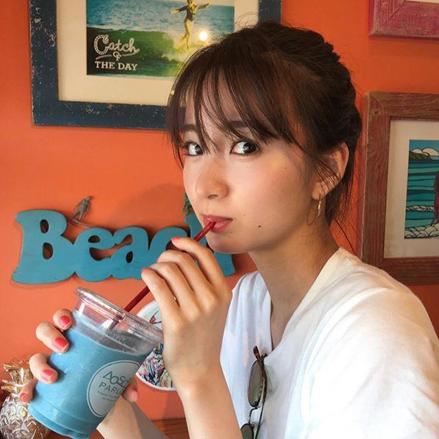 【岡崎紗絵キャプ画像】ファッションモデルから女優になった美女のセクシーなテレビ出演シーン 67